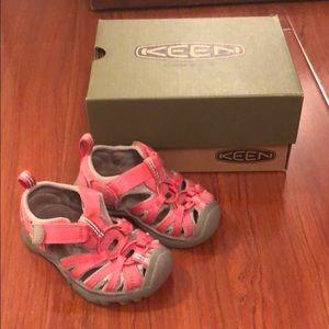 Baby Girl Keens Sandals
